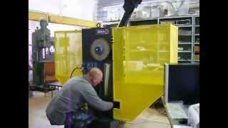 ИО 5003-0,3-11 копер маятниковый(Испытание работы копра маятникового ИО 5003-0,3-11 с программно-техническим комплексом. Технические характерис..., 2014-09-15T12:30:38.000Z)
