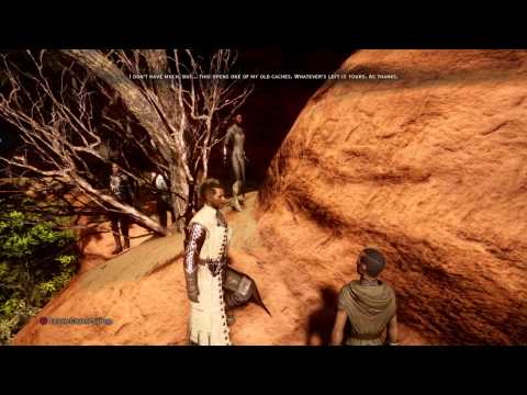 Dragon Age™: Inquisition - Paras Cavern Walkthrough/Key
