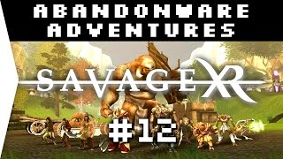 Savage XR: The Battle for Newerth ► Gameplay & Download - [Abandonware Adventures!]