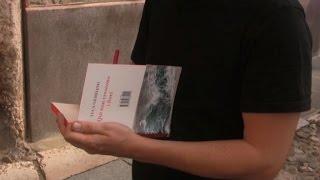Luca Giordano, uno scrittore tra la violenza e la speranza