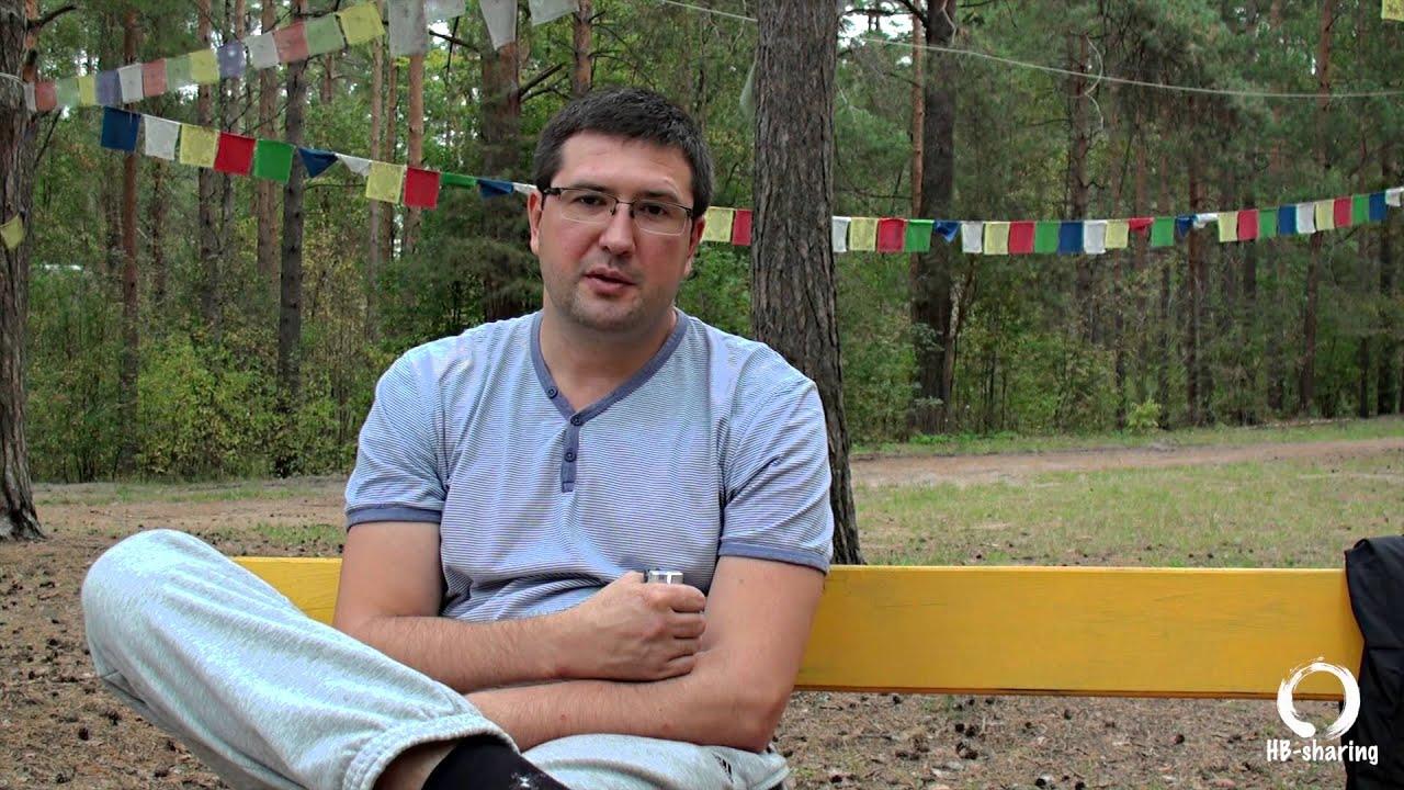 Мой опыт холотропного дыхания: Владимир Резванов
