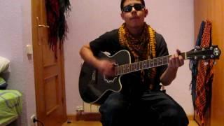 Nickelback - hero acoustic guitar cover