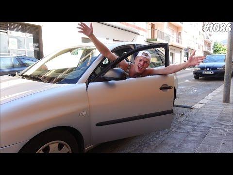 AUTOPECH IN SPANJE! - ENZOKNOL VLOG #1086