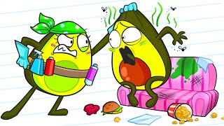 My Boyfriend Infuriates Me! - Animated Cartoons Characters   Animated Short Films