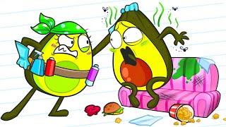 My Boyfriend Infuriates Me! - Animated Short Films