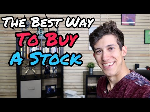 How To Buy A Stock For Beginners | Stock Market 101