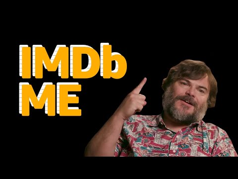 Jack Black Gets Quizzed On His IMDb Page & Runs Through His Filmography
