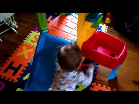 B. Toys Alphabet Mat Toy Review