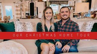 Our Christmas Home Tour 2019