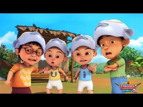 Upin Ipin Terbaru 2016 Episod penuh - Nenek Si bongkok tiga Musim 7 HD