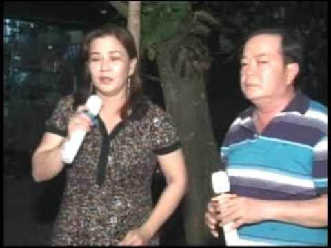 Trich đoạn người tình trên chiến trận - NS Phan Thành Nu& Kiều Oanh