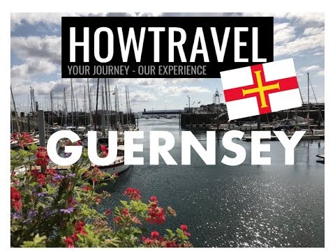Island hopping in Guernsey (Channel Islands) by How Travel