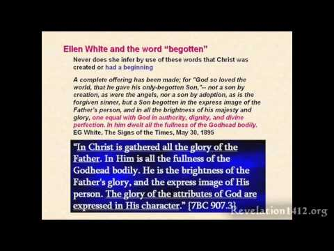 Reply to SDA Trinity Presentation (false objections about the godhead) - Nader Mansour