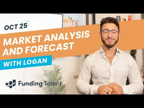 Funding Talent Weekly Forex Market Analysis and Forecast – October 25, 2021