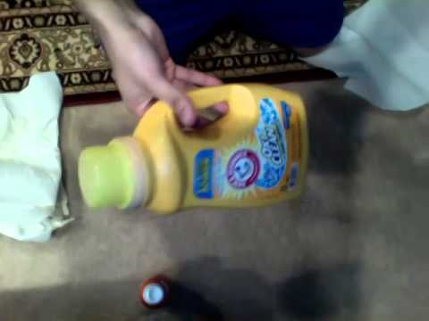 Life Skill 101- How to clean pet pee from your carpet