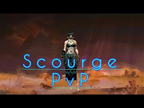 Guild Wars 2 – Scourge PvP