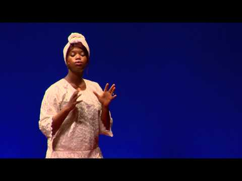 Born a girl in the wrong place | Khadija Gbla | TEDxCanberra