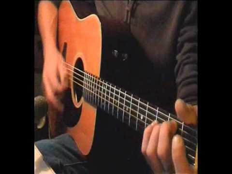 Coldplay Trouble acoustic cover