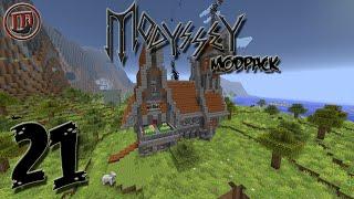 Modyssey - Ep 21 - Dificultades en el castillo, enpocimados OP