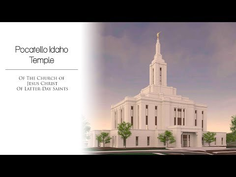 Pocatello Idaho Temple (1st Draft)
