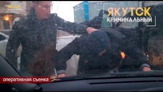 Криминальный Якутск: студент порезал свою супругу ножницами. Выпуск 2 от 18 апреля 2016 г.