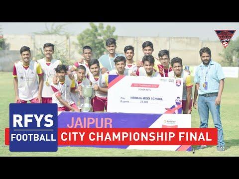 Highlights | Jaipur Senior Boys Final