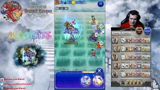 Hola gente, en este vídeo os traigo la Mazmorra de Sacro de 5*, en la mazmorra recuerdo de Lakshmi, de Final Fantasy Record Keeper, lucharemos contra ...