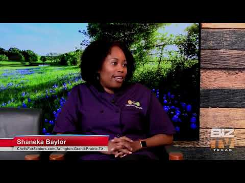 All In With Bryan Weatherford - Chefs for Seniors - Arlington/Grand Prairie, TX Interview