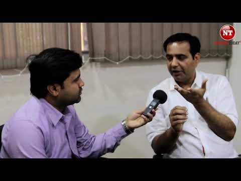 NMC Standing Commitee Chairman Virendra Kukreja interview with Divyesh Dwivedi | Nagpur Today