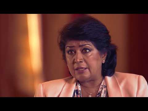 Video 1 - Interview of The President of Mauritius Ameenah Gurib - Fakim