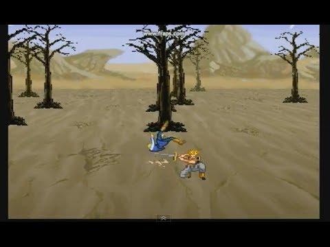 Dragon Ball Z Legends Meteo Attacks (Sega Saturn)