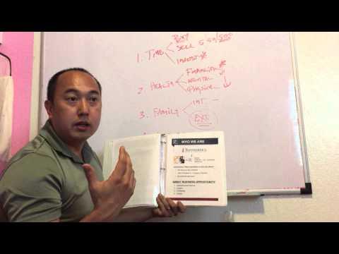 WFG Napkin Business Presentation