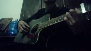 Hoa nở về đêm (Mạnh Phát) - cover guitar