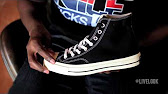 3cf8dc80a587cb Converse One Star Pro Ox Suede Backed Canva SKU 8812275 - YouTube