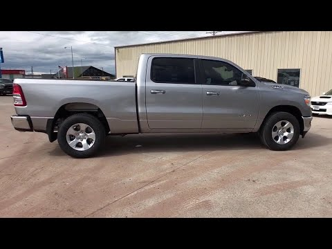 2019 Ram 1500 Great Falls, Helena, Havre and Lewistown, ID KN855641