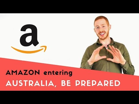 Amazon is entering Australia... here's what you need to know