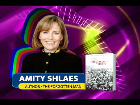 Amity Shlaes-The Forgotten Man - interview - Goldstein on Gelt--Nov 2010