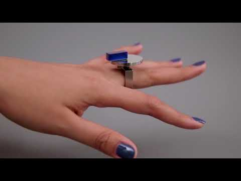 Jewelry of Ideas: Gifts from the Susan Grant Lewin Collection | Kinetic Ring by Friedrich Becker