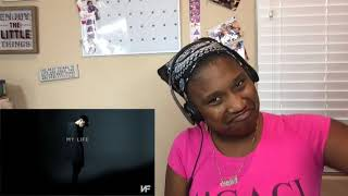 NF - My Life (Audio) REACTION