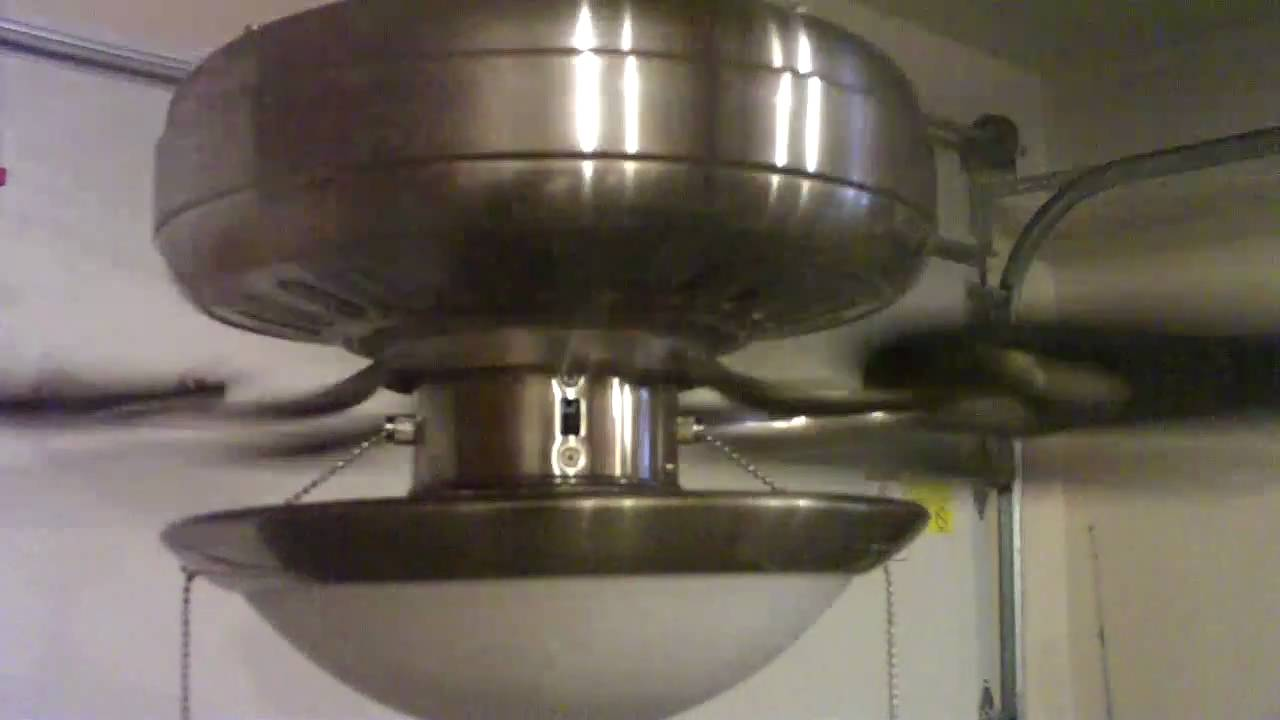 52 Quot Hampton Bay Southwind Ceiling Fan Youtube