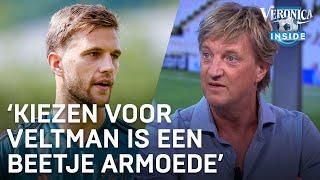 Wim Kieft over opstellen Veltman APOEL - Ajax: 'Het is een beetje armoede'