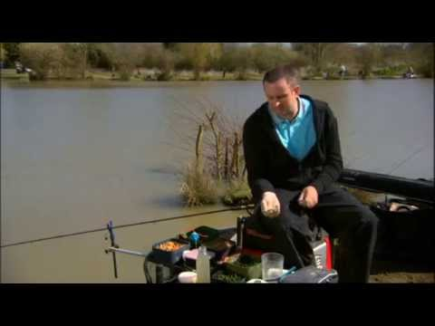 Tackle Guru Steve Ringer - Fishing Blown Pellets