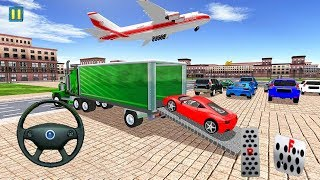 Airplane Pilot Vehicle Transport Simulator 2018 (by PinPrick Games) Android Gameplay [HD]