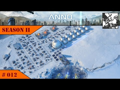 Anno 2205: SII #012 Fixing production issues in the north