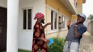 Oga Landlord - Social Distancing (Nedu Wazobia FM)