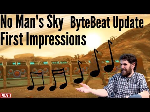 no-man's-sky|bytebeat-update|first-impressions