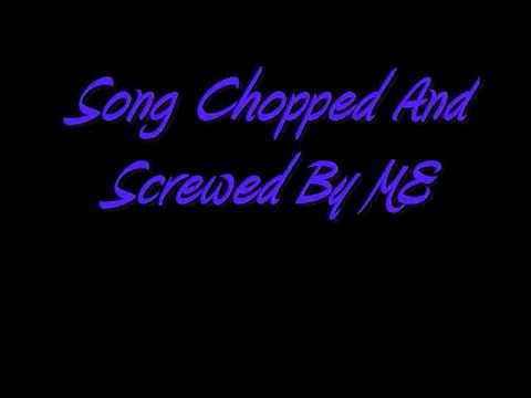 Trey Songz  PLayhouse Chopped And Screwed