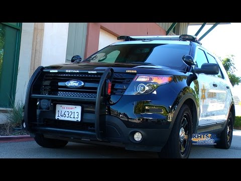 A Day In The Life Of A Deputy; KHTS Goes On A Ride-A-Long - KHTS News - Santa Clarita