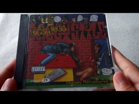 Snoop Dogg Doggy Style CD Unboxing