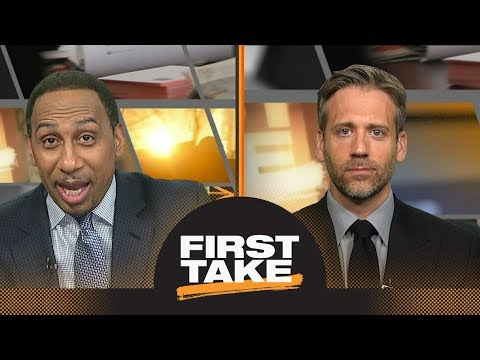 Stephen A. screams 'period' 6 times in rant on Cavs to beat Raptors in playoffs | First Take | ESPN